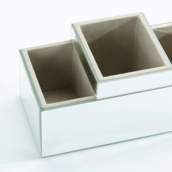 Glass Organiser