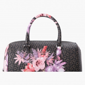 Guess Floral Print Duffel Bag | Handbags | Handbags U0026 Wallets | Fashion Accessories | Online ...