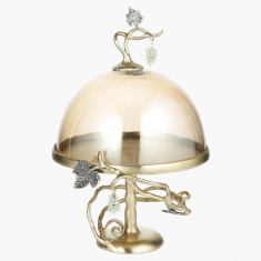 Elite d'Art Dome Cake Stand