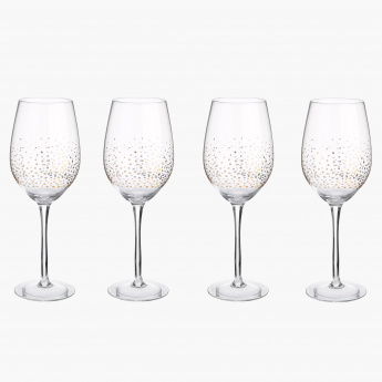 Fifth Avenue Wine Glass - Set of 4