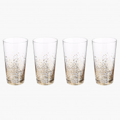 Fifth Avenue Hiball Glass - Set of 4