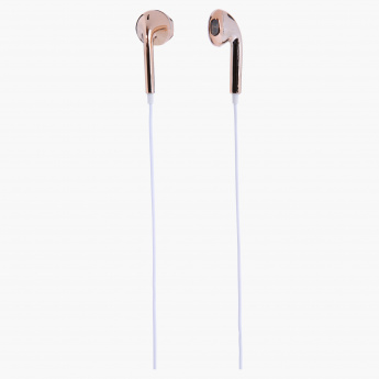 Metallic Earphones