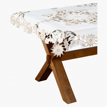 Elite d'Art Embroidered Table Cover