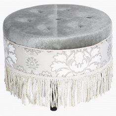 Elite d'Art Ottoman Stool - 50x35 cms