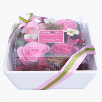 Elite d'Art Scented Rose in Tray - 300 gms