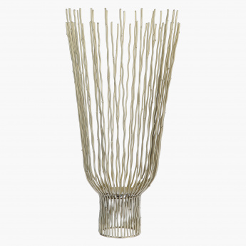 Elite d'Art Decorative Hurricane Candle Holder