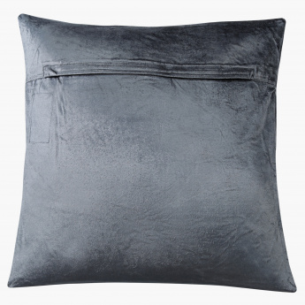 Elite d'Art Embellished Cushion - 45x45 cms