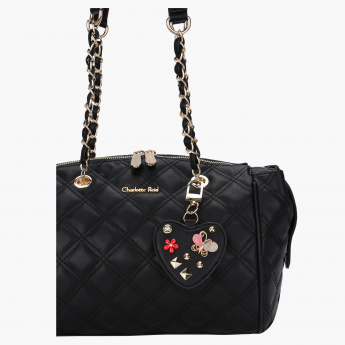 Charlotte Reid Quilted Tote Bag