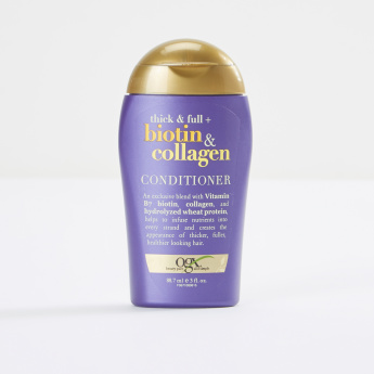 OGX Thick and Full Biotin and Collagen Conditioner - 88.7 ml