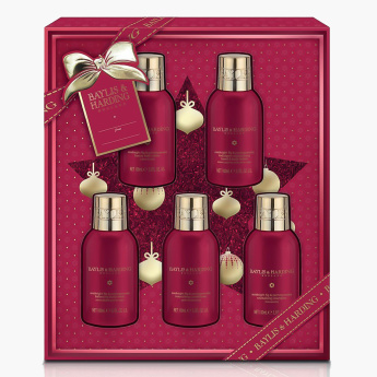 Baylis & Harding Midnight Fig and Pomegranate 5-Bottle Set