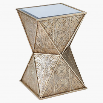 Adore Textured Side Table