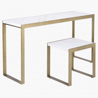 Elite d\'Art 2-Piece Stackable Table Set | Console Tables | Tables ...