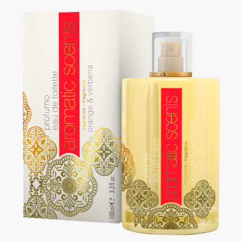 Aromatic Scents Orange and Verbena Eau De Toilette - 100 ml