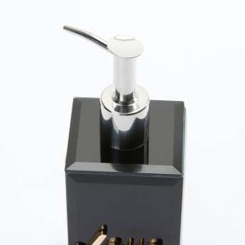Applique Detail Lotion Dispenser