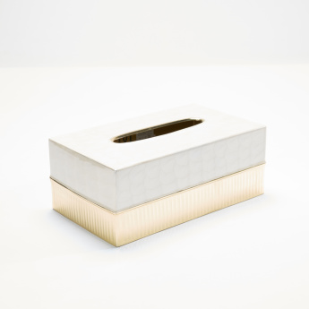 Metallic Tissue Paper Box Cover