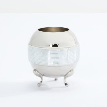 Decorative Round Tumbler