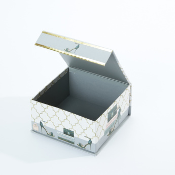 Tri-Coastal Printed Nested Box
