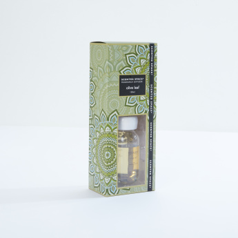 Scented Space Olive Leaf Fragrance Diffuser - 120 ml