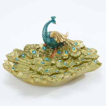 Peacock Showpiece