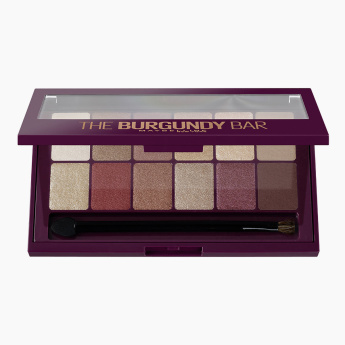 Maybelline New York Burgundy Bar Eye Shadow Palette