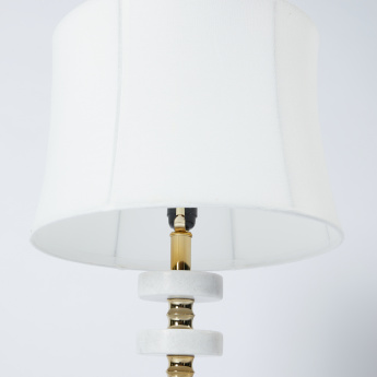 Natural Marble Electrical Table Lamp