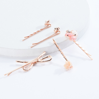 Sasha Assorted Hair Pin - Set of 5
