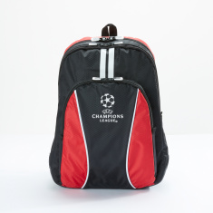 Sportandem Champions League Trophy Backpack with Zip Closure