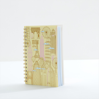 Assorted 8-Piece Stationery Set