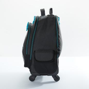 Pepe Jeans Convertible Trolley Backpack