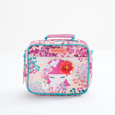 Kimmi Doll Printed Lunch Bag