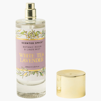 Scented Space White Tea Lavender Room Linen Mist - 100 ml