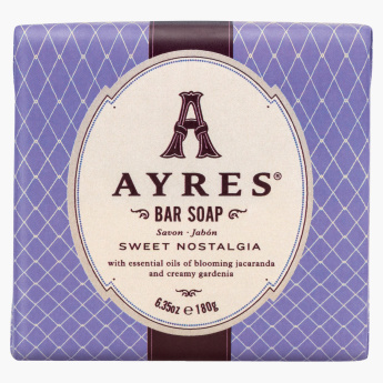 Ayres Sweet Nostalgia Bar Soap - 180 g