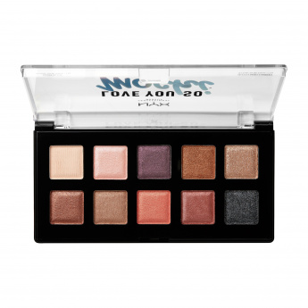 NYX Professional Makeup Love You So Mochi Eye Shadow