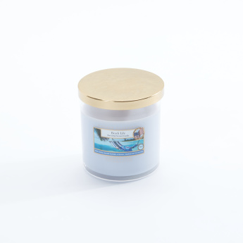 Royale Classics Beach Life Jar Candle
