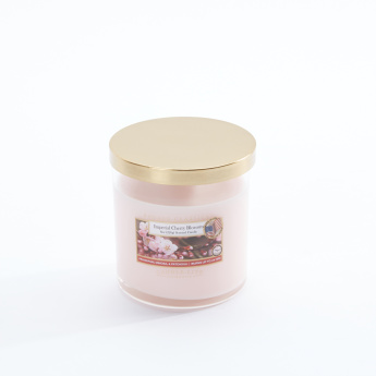 Royale Classics Imperial Cherry Blossom Jar Candle