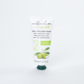 Naturalium 3-in-1 Olive Hand Foot and Body Lotion - 50 ml
