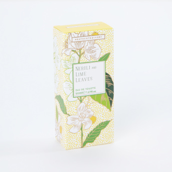 Heathcote & Ivory Neroli and Lime Leaves Eau De Toilette - 50 ml