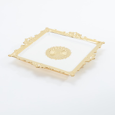 Decorative Square Plate