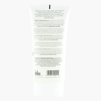 Tree Hut Skincare Purifying Cleansing Gel Balancing Rosewater - 177 ml
