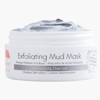Tree Hut Skincare Exfoliating Mud Mask Detoxifying Charcoal - 86 ml