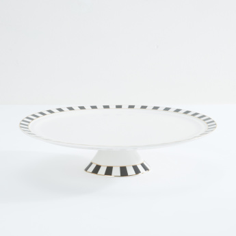 Decorative Cake Plate with Base