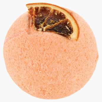 Treets Orange Tree Bath Ball