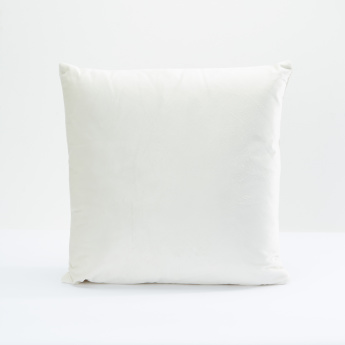 Embellished Filled Cushion - 45x45 cms