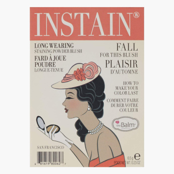theBalm Instain Powder Blush
