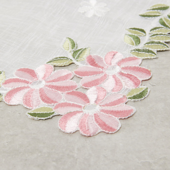 Lindsey Floral Embroidered Placemat