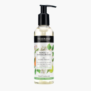 Tisserand Neroli and Sandalwood Hand Wash - 195 ml