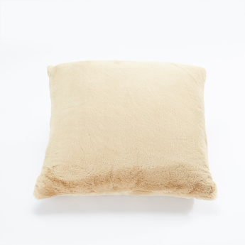 Plush Filled Cushion