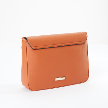 Charlotte Reid Satchel Bag with Magnetic Snap Closure