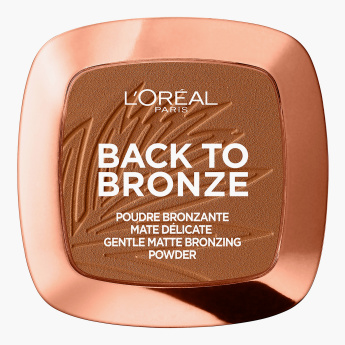 L'Oreal Back To Bronze Bronzing Powder