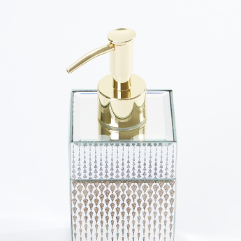 Decorative Lotion Dispenser with Pump